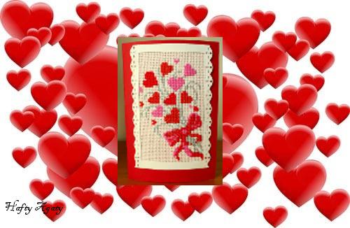 Karta pełna miłości