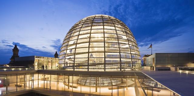 Cúpula do Palácio de Reichstag