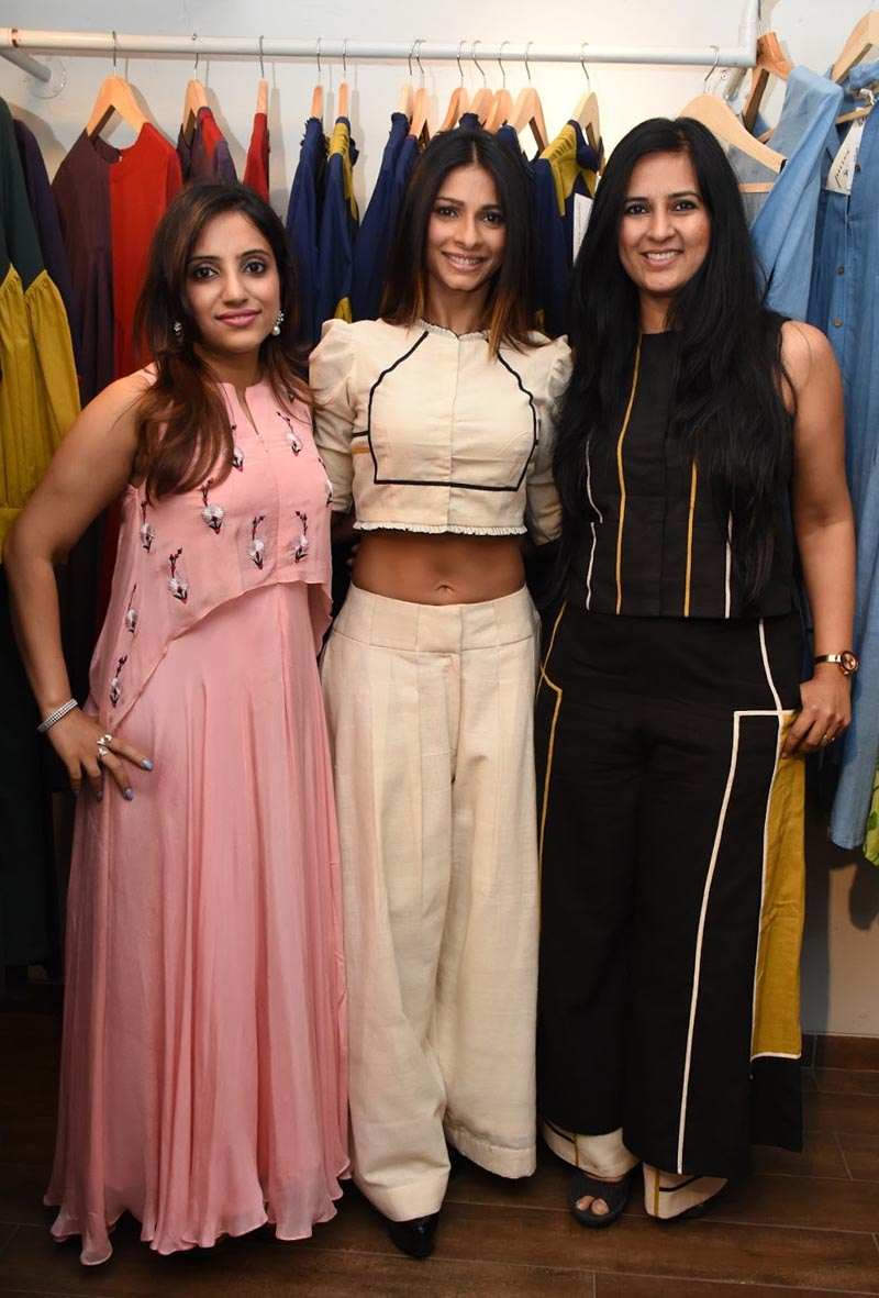Purvi Doshi with Tanishaa Mukerji