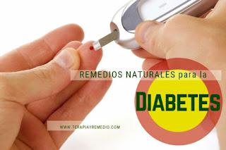 Remedios caseros para bajar y controlar la diabetes