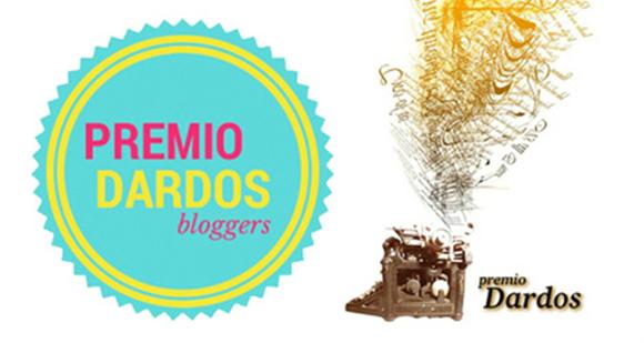 Selo virtual do Prêmio Dardos Bloggers