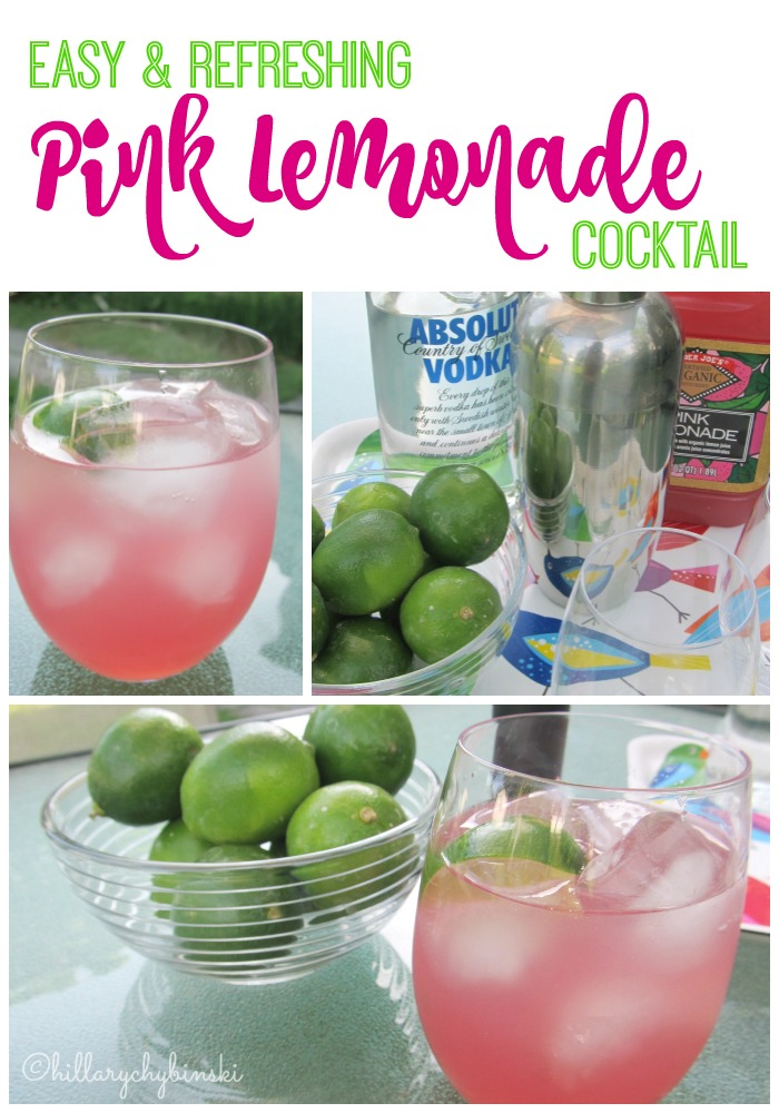 Mix up this easy and refreshing cocktail, perfect for summertime parties, picnics, BBQs, showers and more