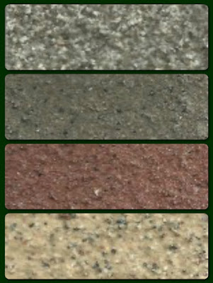 Cat tekstur motif granit