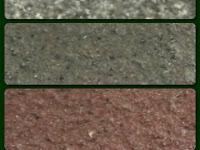 Pengecatan Tembok Tekstur Batu Alam