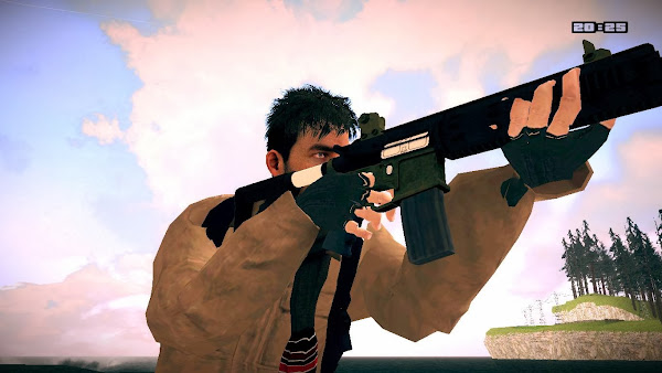 SA|WIP|CONV]GTA V Weapons to San Andreas - Other - GTAForums