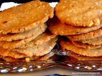Nippittu/ Rice Crackers