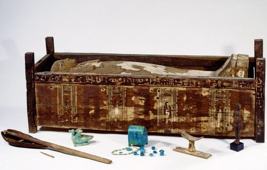 www.LaporanPenelitian.com DNA Mumi Mesir Lebih Dekat dengan Neolitik Levant