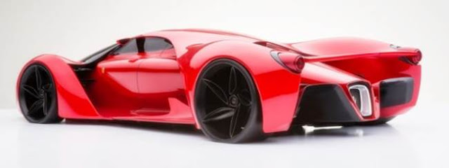 2018 Ferrari F80 Reviews