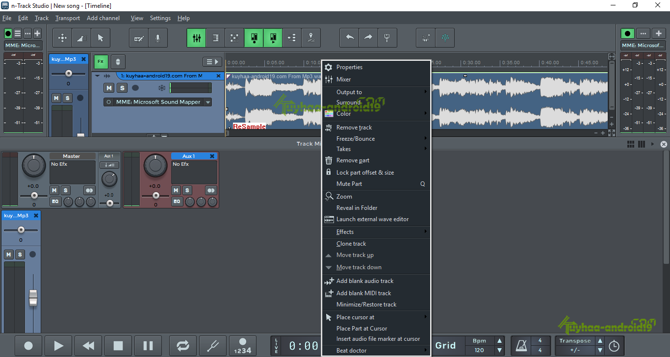 n-Track Studio EX 8.0.1.3404 Full Version | kuyhAa.Me