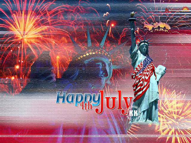 Famous Collections Of Happy 4th Of July 2016 Sayings Quotes SMS & Wishes