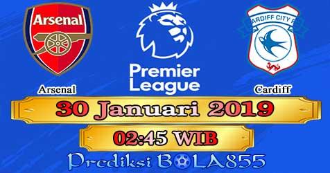 Prediksi Bola855 Arsenal vs Cardiff 30 Januari 2019