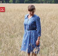 Irenes Kleid von Lotte & Ludwig