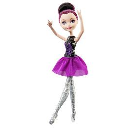 EAH Budget Ballet Raven Queen Doll