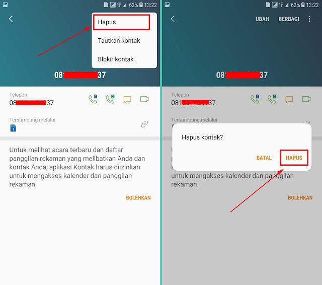 Cara Menghapus Kontak di WhatsApp (WA) Lengkap 17