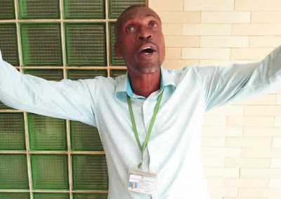 This Man Spent 26 Years In Prison For Just Fighting Before He Was Released In Lagos