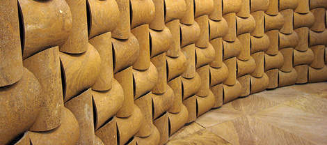 Contemporary Concept of Patterned Wall Materials picture