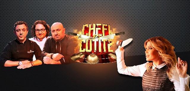 Chefi la Cutite episodul 12 online 25 Aprilie 2016