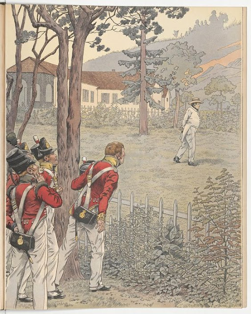 napoleone a sant'elena
