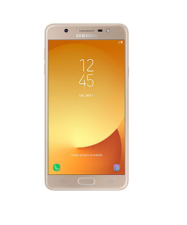 deals on Samsung Galaxy J7 Max (Gold, 32GB)