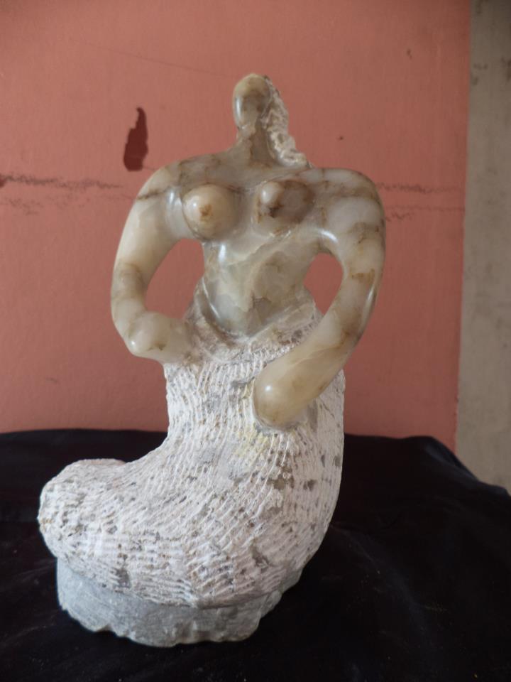Roberto Herrera. Sculpture