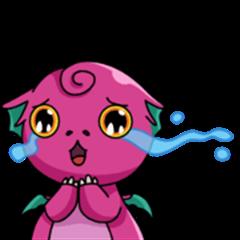 Pinky Dragon - Animated Fun Pack