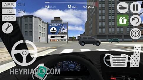Game Mengemudi Mobil Android