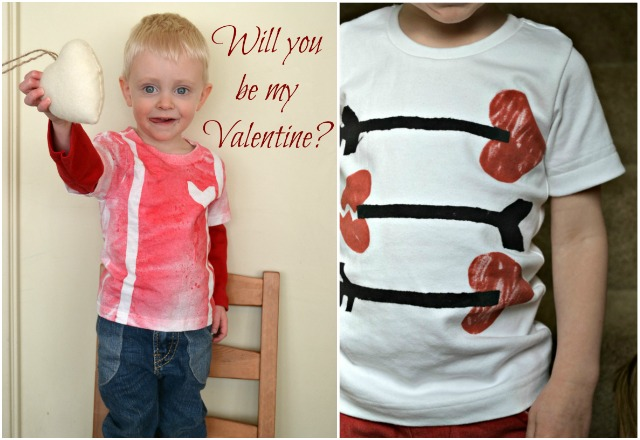 Quick Valentine's Shirt Ideas