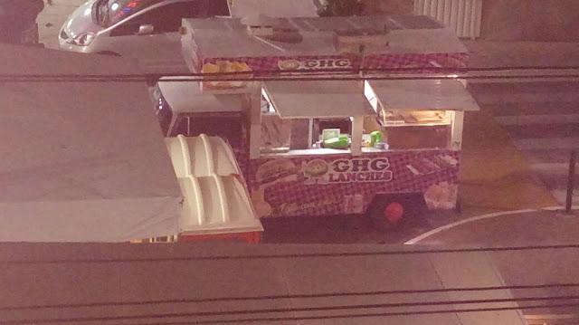 Invasão de Food Truck preocupa comerciantes