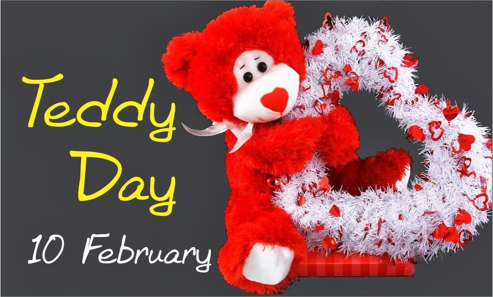 Happy Teddy Day Quotes Messages SMS for Him