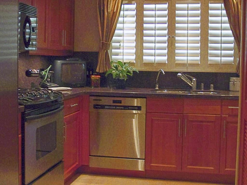 Decora hogar decorar cocinas con persianas v deo - Persianas para banos ...