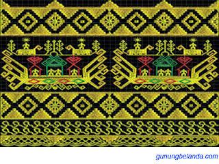 Batik adalah Kain Tradisional dari Negara Indonesia