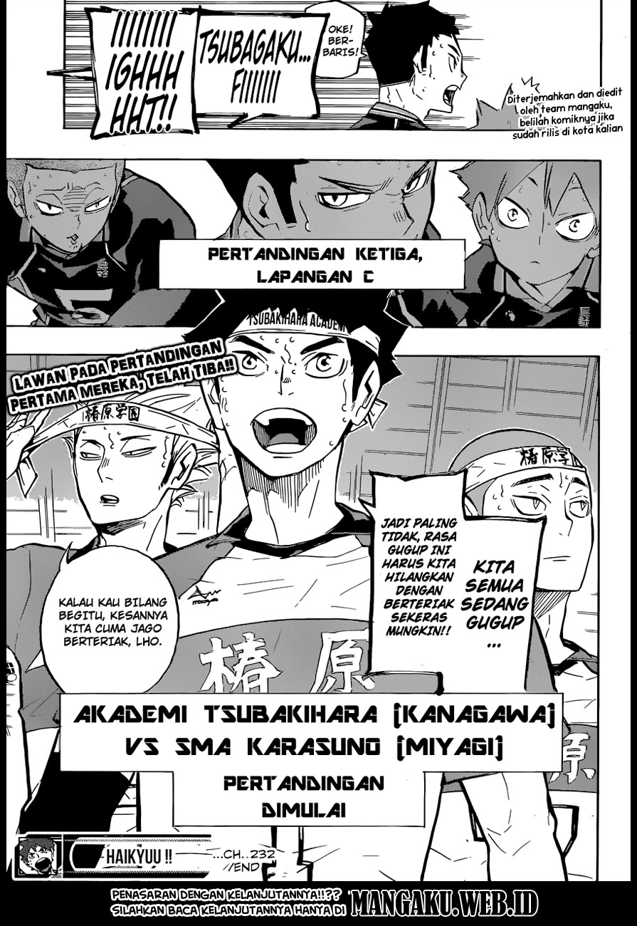 Haikyuu Chapter 232-18