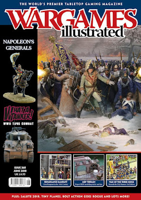 Wargames Illustrated 368, June 2018
