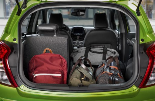 all The new Chevrolet Spark Cars offer all the space you need