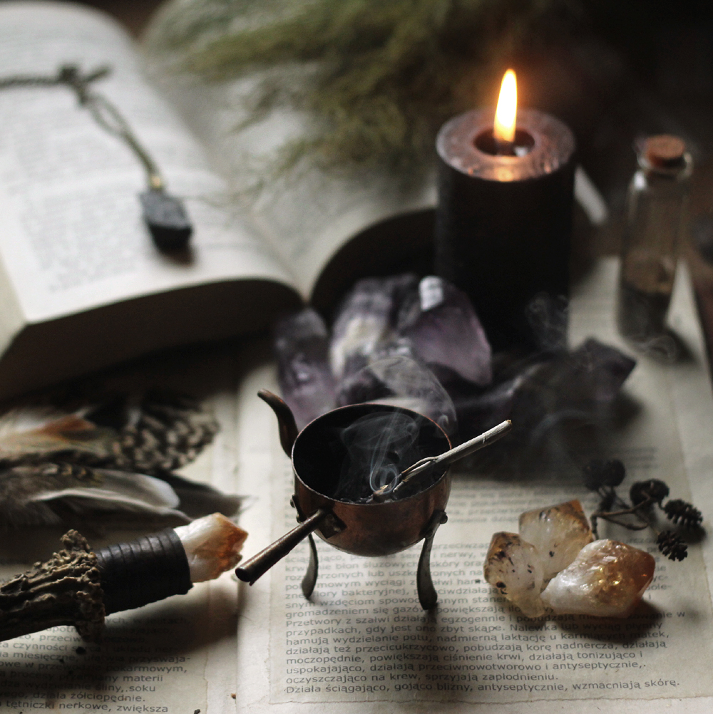 Witchy inspiration mix vol1.