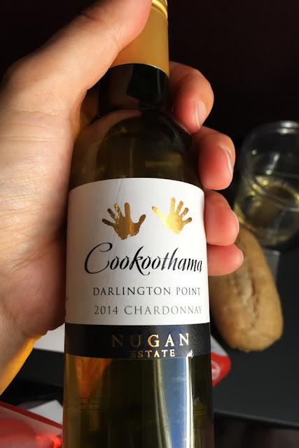 Wein Chardonnay gegen Flugangst Drink