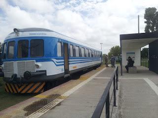 ¿Peligra la continuidad del Tren Universitario en La Plata?