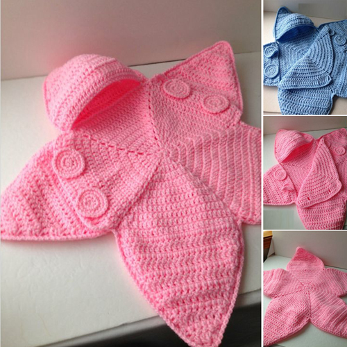 Beautiful Skills Crochet Knitting Quilting Crochet Baby Star