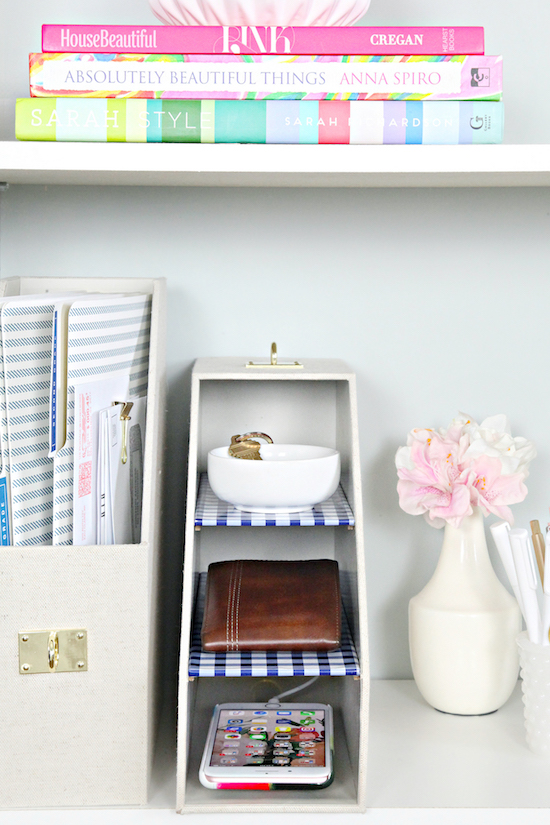 organize office paperwork iheart organizing organize with this magazine files