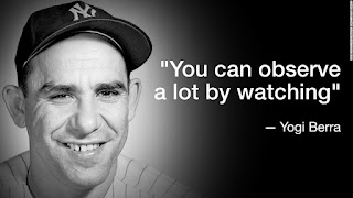 Yogi Berra Quotes in English 2022
