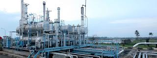 Warga Cilamaya Geger Bau Gas Pertamina Pangkalan