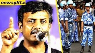Thirumurugan Gandhi about ParaMilitary Force in TN | BJP