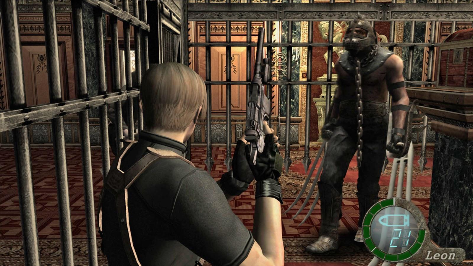 Strange Dark Stories Resident Evil 4 In Handgun Only No Damage