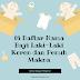 16 Daftar Nama Bayi Laki-Laki Pilihan, Nomor Berapa Favoritmu?