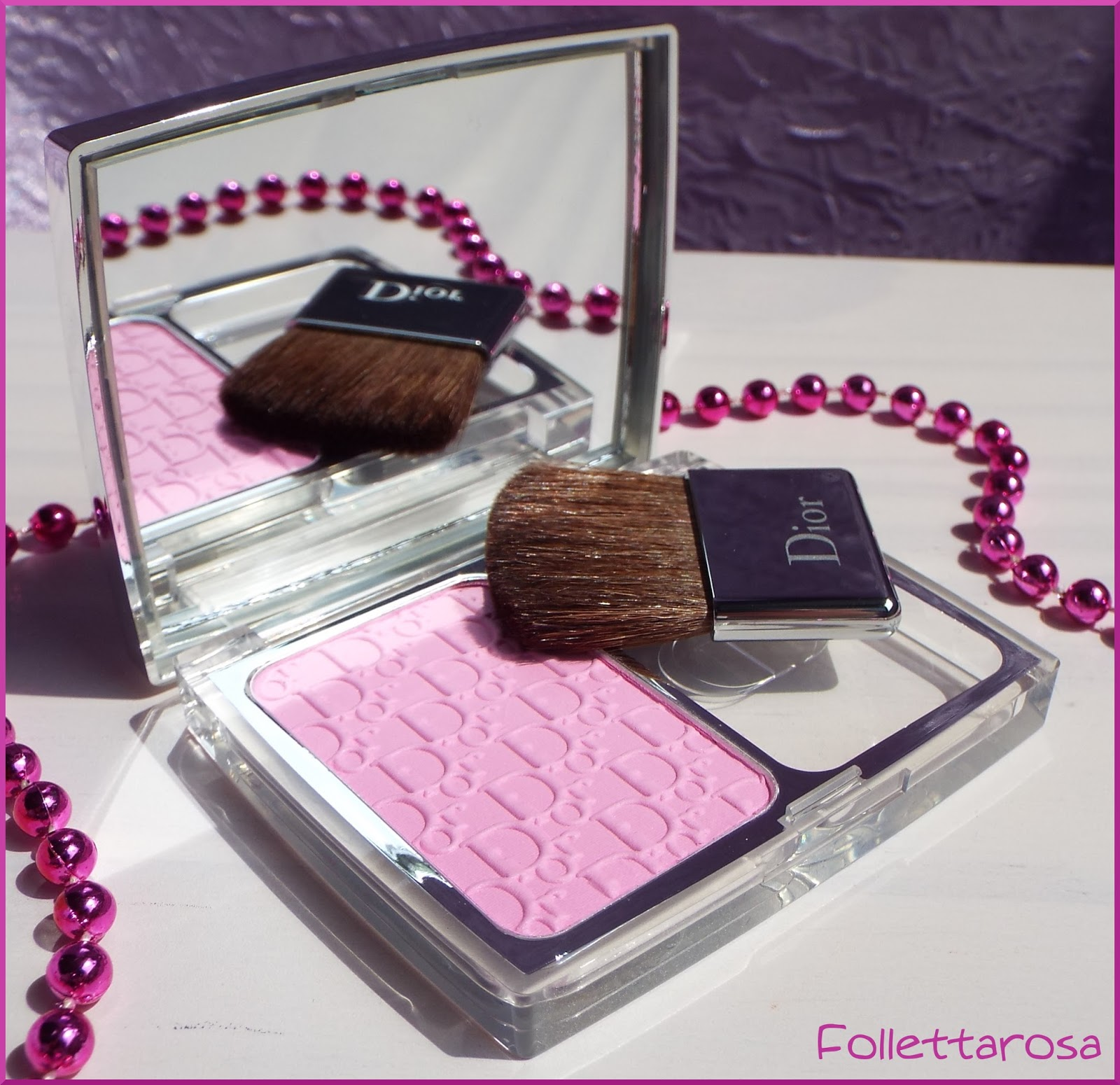 recensione blush dior rosy glow