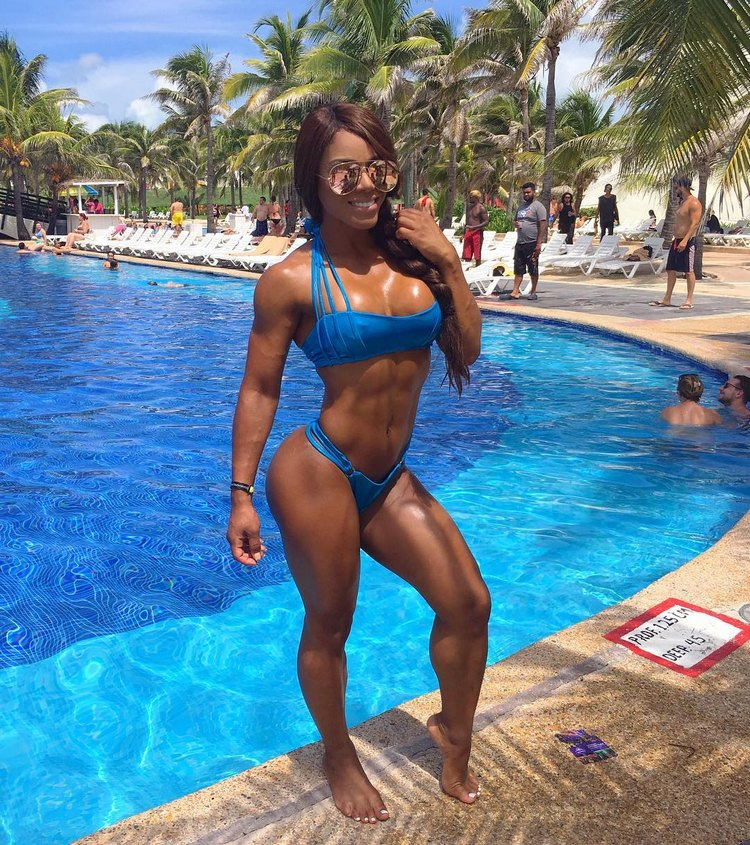 Yarishna Fitness Model
