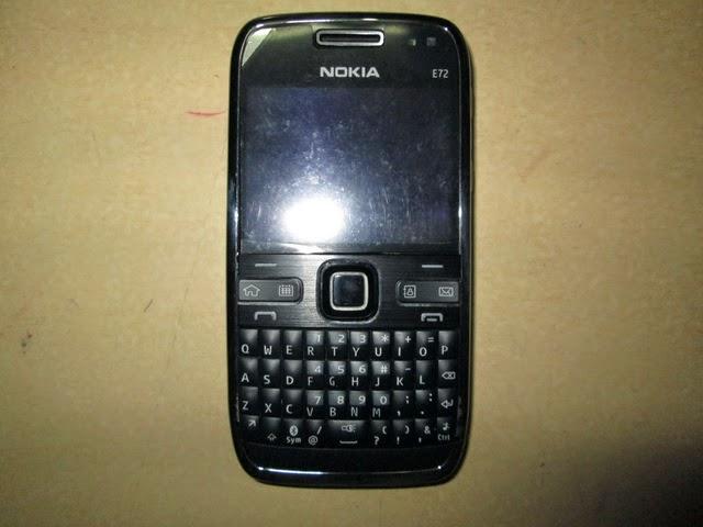 Nokia jadul E72