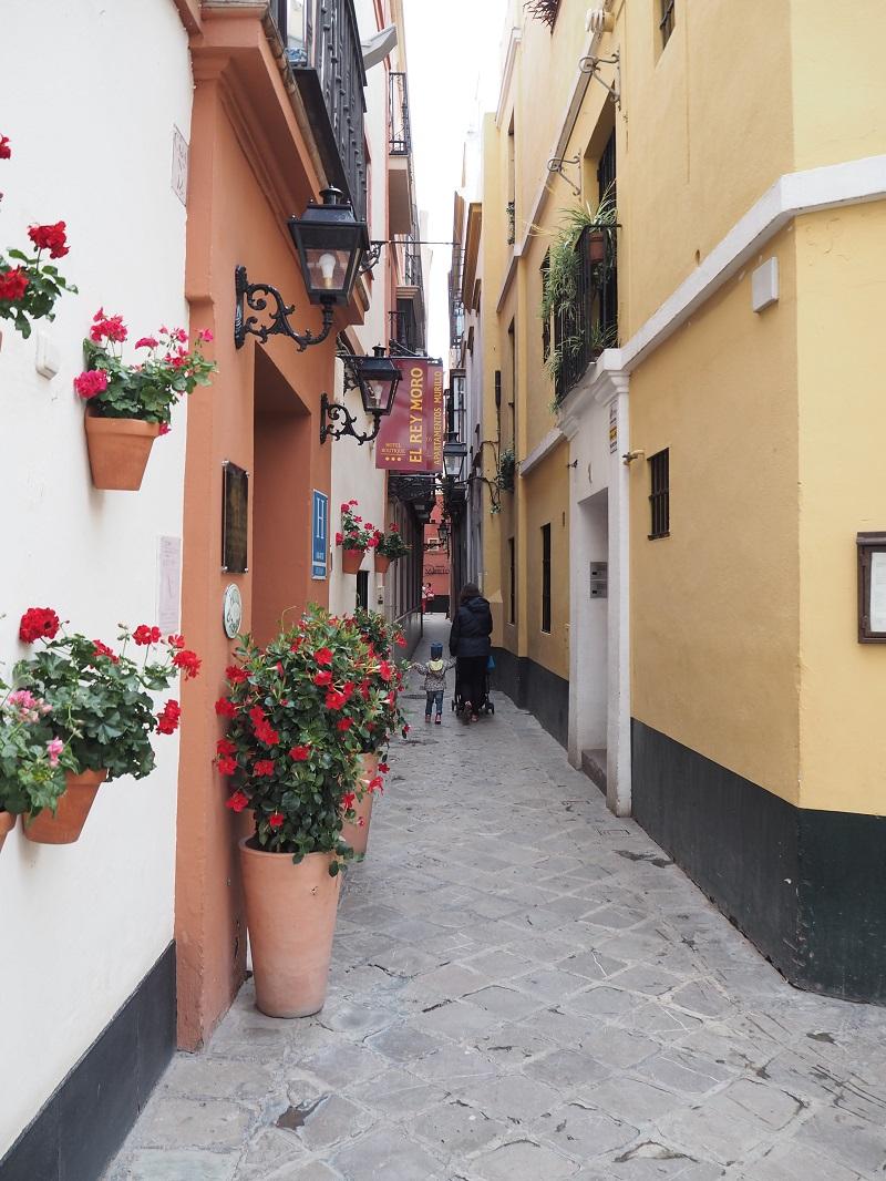 Seville streets