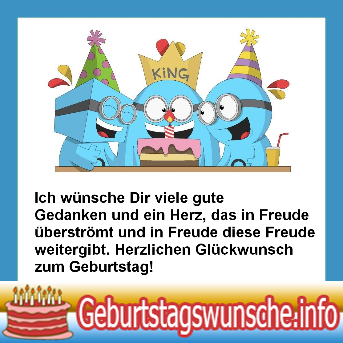Exceptionnel Geburtstag Nachrichten Sms