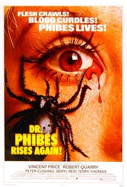 Watch Dr. Phibes Rises Again Online Free 1972 Putlocker